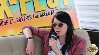 X-Fest 2017 Interview with K.Flay