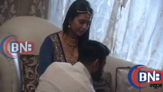 Raman and Ishita Romantic Moment Yeh Hai Mohabbatein 14 NOV 2015
