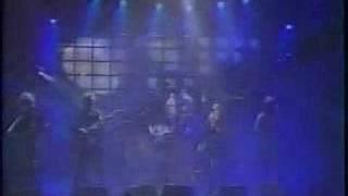 "Scorpions - ""Hurricane"" & ""Wind of Change"" Live on TV 1991"