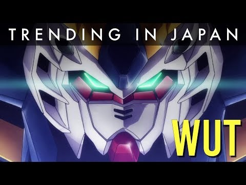 I Just Watched Gundam Twilight Axis and...