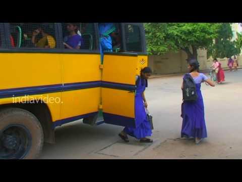 Dharmaraja Girls High School  Rajapalayam  Tamilnadu