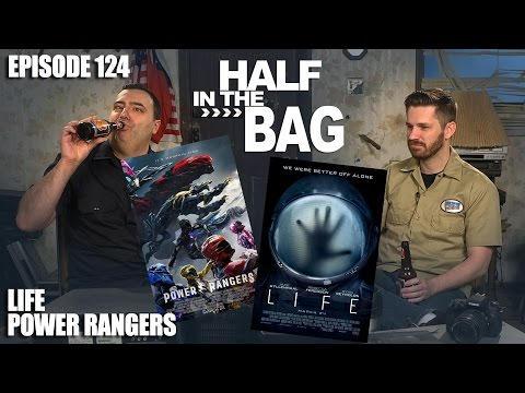 Half in the Bag Life and Power Rangers