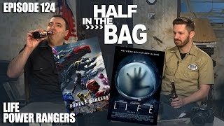 Half in the Bag: Life and Power Rangers