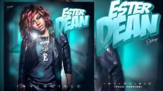 Ester Dean - Invincible (solo male version)
