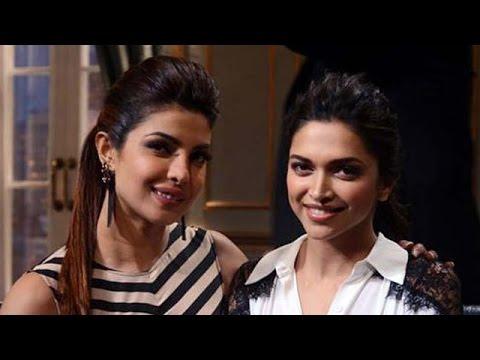 Priyanka Chopra TOO BUSY To Meet Deepika Padukone   Bollywood News