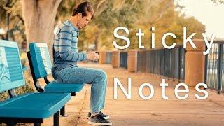 Sticky Notes | A Short Love Story