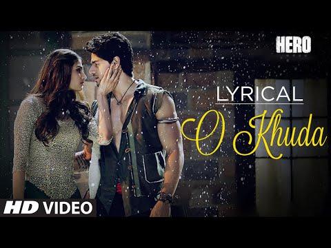 Xxx Mp4 O Khuda Full Song With LYRICS Hero Sooraj Pancholi Athiya Shetty Amaal Mallik T Series 3gp Sex