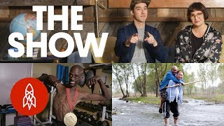 Of Monkeys, Friendship and Following Your Bliss | THE SHOW, Episode 6