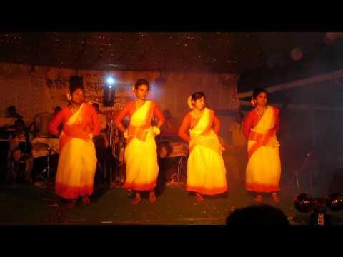 Gangnay Girunay by Jhargram Jiyar Jharna Dance Group(Girls) ,2015