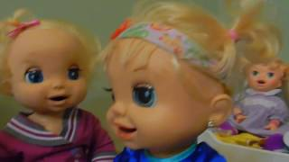 The Poop Dilema (Inspired By Baby Dolls and Little Girls)