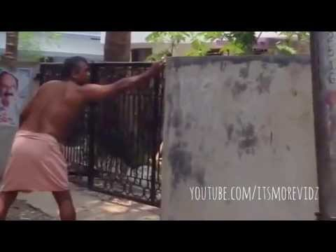 Dad lights his son's firecracker, Watch so FUNNY!