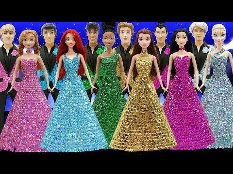 Xxx Mp4 Play Doh Sparkle Dresses Disney Couples Ariel Eric Elsa Jack Frost Anna Kristoff Tiana Naveen 3gp Sex