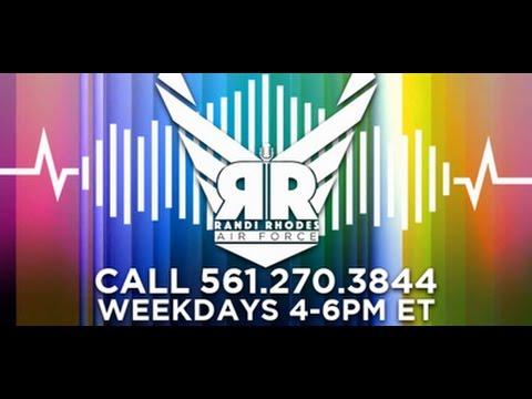 Randi Rhodes Show #YouTubeLive Stream