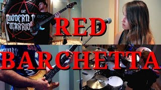 The Modern Day Warriors - Red Barchetta - RUSH Cover