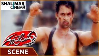 గజేంద్ర మూవీ || Arjun Climax Action Scene || Arjun, Keerat || Shalimarcinema