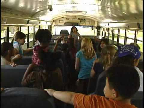 Bus Safety - Elementary