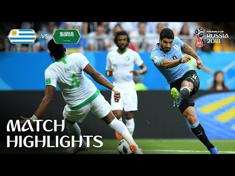 Xxx Mp4 Uruguay V Saudi Arabia 2018 FIFA World Cup Russia™ Match 18 3gp Sex