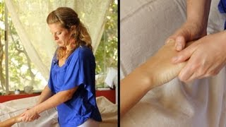 How to Give a Hand Massage | Ayurvedic Massage
