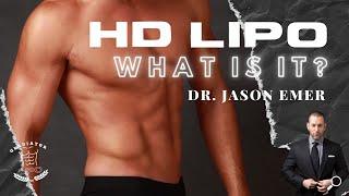 Male VASER 4D Hi Definition Lipo Education / Ab (