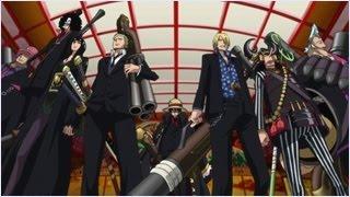 One Piece เดอะมูฟวี่ 10 ผจญภัยเหนือหล้าท้าโลก AMV