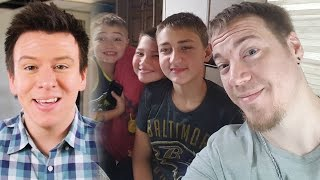 DaddyOFive LOSES CUSTODY OF HIS KIDS! Philip Defranco NEWS NETWORK, Roman Atwood DELETED Vlog