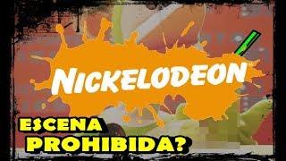 ¿PORQUE NICKELODEON PERMITIO SACAR A LA LUZ ESTA POLEMICA ESCENA?