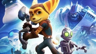 Ratchet and Clank All Cutscenes HD PS4 GAME Movie