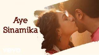 OK Kanmani - Aye Sinamika Lyric Video | A.R. Rahman, Mani Ratnam