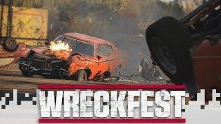 WRECKFEST - Muddigger! (feat. Kurt and Cone!)