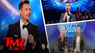 Ryan Seacrest Is Officially Going Back To 'American Idol'   TMZ TV