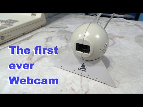 Xxx Mp4 The 1st Ever Webcam Connectix Quickcam 3gp Sex