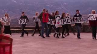 Will You Marry Me: The Surprise Proposal
