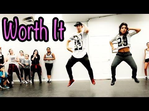 WORTH IT - Fifth Harmony ft Kid Ink Dance   @MattSteffanina Choreography (Beg/Int Class)