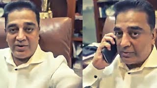 Kamal's First Selfie Video | Don't miss the Epic Ending | TN 758
