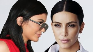Kylie Jenner Mad At Kim Kardashian For Exposing Her Fake Lips