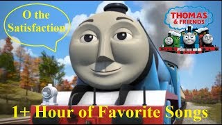 Best of Thomas and Friends songs compilation over one hour