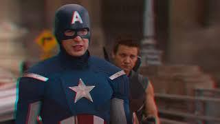 The Avengers  3D  Red Cyan HD