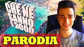 Gabry Ponte - Che ne sanno i 2000 feat. Danti - PARODIA
