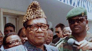 Un Soldat Mobutiste qui servait du sang humain à Mobutu Roï du Zaïre dit des choses grâve sur lui