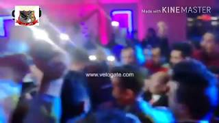 رقص سعد سمير فى فرح بنت عم حارس ولع الفرح