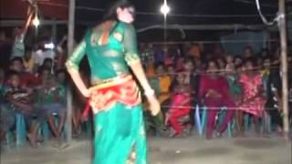 bangladeshi hot girl dancing at wedding party darun mojar fatafati dance show   YouTube