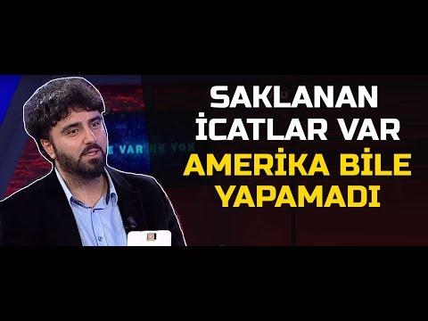 Türkiye'de kimsenin bilmediği teknolojiler var   Ömer Çelakıl