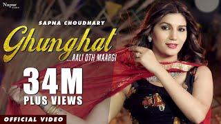 Ghunghat - Sapna Choudhary, Naveen Naru   New Haryanvi Songs Haryanavi 2019   Nav Haryanvi