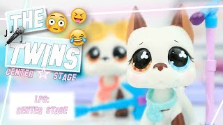 LPS: The Twins - Center Stage (Discontinued)