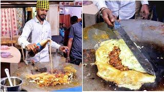Bahubali / Biggest Egg Dish Loaded with 42 Eggs    Egg Street Food   Indian Street Food