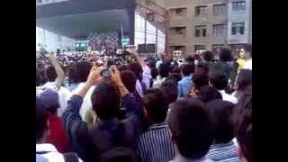 Shahrukh Khan at Lovely Professional University