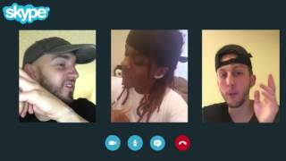 3 Amazing rapper get on skype and destroy drake's new song