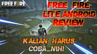 Free Fire Lite Android - Cara Download & Review