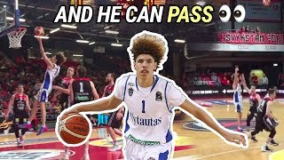 LaMelo Is A TRUE POINT GUARD! Shows Off Great Vision In Tough Loss! Gelo Gets Buckets 🔥