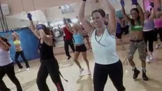 Turbo Jam - Lose 10 lbs in 10 days with Chalene Johnson (1 of 2)